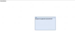 Ext JS Example Script