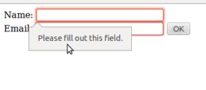 HTMLValidator Result