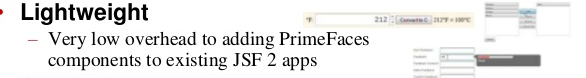 PrimeFaces Feature 2
