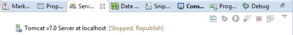 Adding of Apache Server
