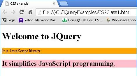 JQuery - How To Find  CSS Class used In a Element?